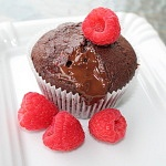 Fantastické Čokoládovo- malinové Mafiny